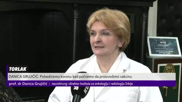 VAKCINA JE DOSTIGNUĆE ČOVEČANSTVA! Doktorka Danica Grujičić ZAGRMELA: Potpuno je NEODGOVORNO pričati da je vakcinacija OPASNA