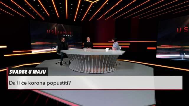 Goran Vesić u Usijanju dana