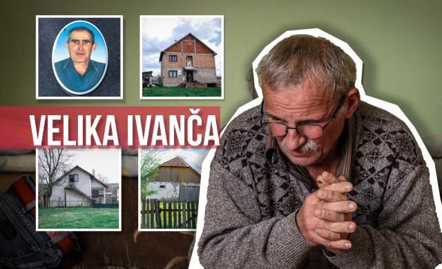 8 GODINA OD NAJVEĆEG MASAKRA U SRBIJI: Pitali smo meštane Velike Ivanče zašto je Ljubiša ubio 13 ljudi