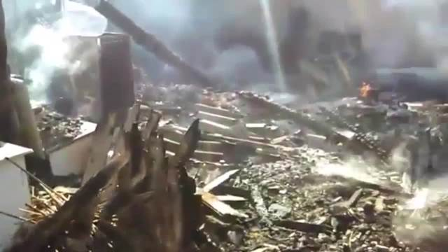 U stravičnom požaru u Nišu izgorelo deset kuća
