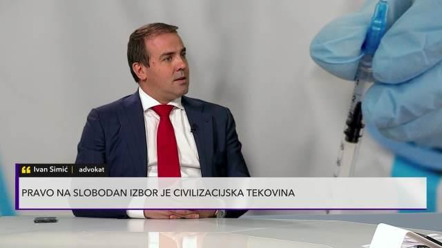 Advokat o najavi Zlatibora Lončara da bi vakcina mogla da bude obavezna za lekare