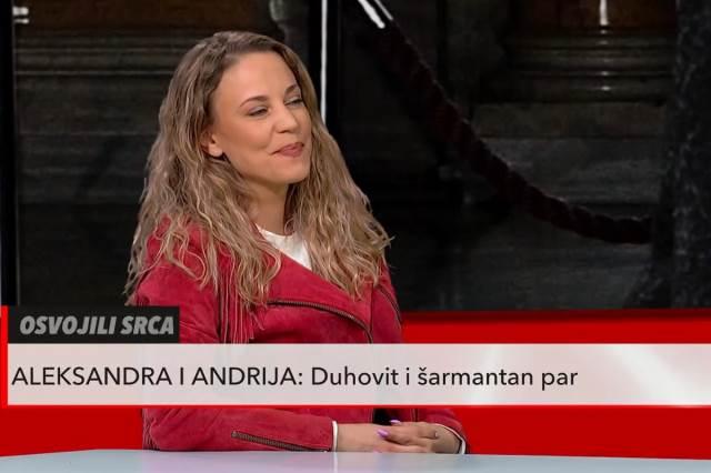 Glumica Aleksandra Tomić je devojčica Đeđa u pesmici Andrije Miloševića