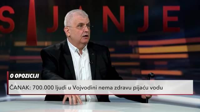 Čanak otpisao Kosovo