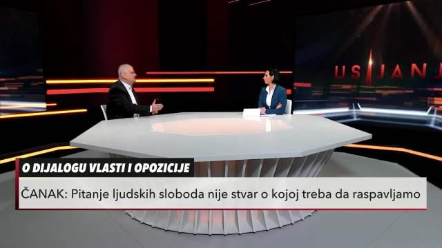 Čanak o ubistvu Zorana Đinđića