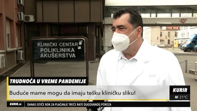 Trudnoća u vreme pandemije korona virusa