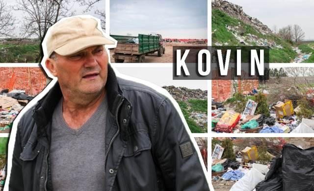 SMRDI, ALI BAR NEMA DIMA: Posetili smo porodicu u Kovinu koja živi pored deponije, MESEC DANA NAKON POŽARA!