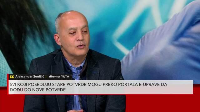 Aleksandar Seničić o ulasku Srba u Grčku