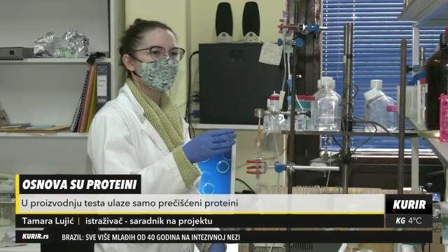 SRBIJA RAZVIJA DOMAĆI ANTIGENSKI TEST NA KORONU: Detektovaće čak i nove mutirane sojeve virusa