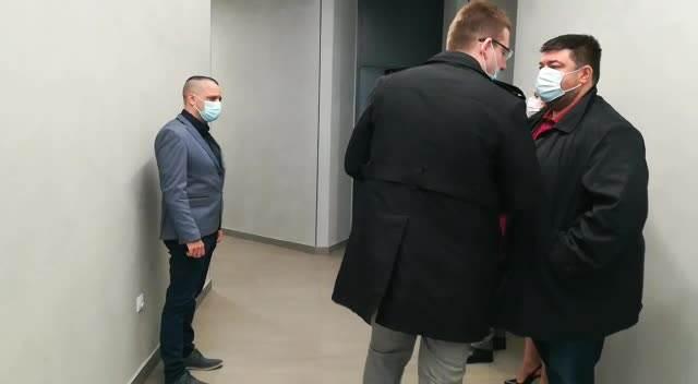 Zoran Marjanović stigao u Palatu pravde