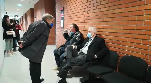 Bane Vidaković stigao u Palatu pravde