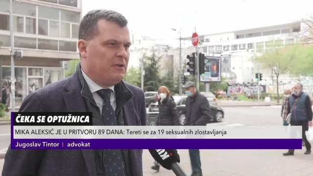 ADVOKAT MILENE RADULOVIĆ ZA KURIR: Tintor otkrio kada se očekuje podizanje optužnice protiv Mike Aleksića