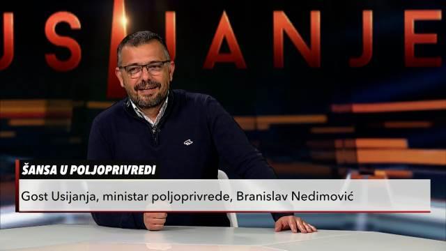 Branislav Nedimović u Usijanju odgovorio na konstataciju da je Vučićev čovek od poverenja