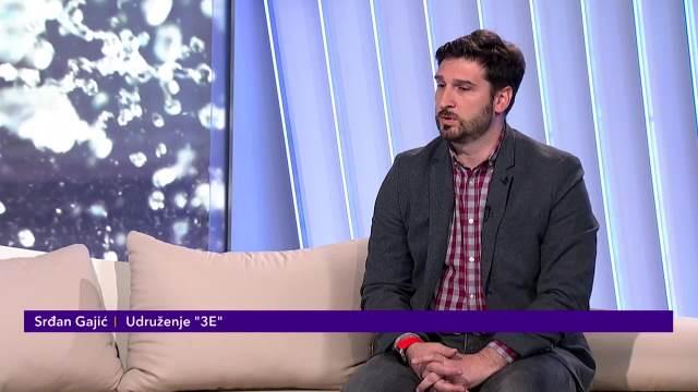 Srđan Gajić iz Udruženja 3E