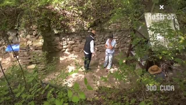 Rimska grobnica nađena u selu Kastrat kod Kuršumlije