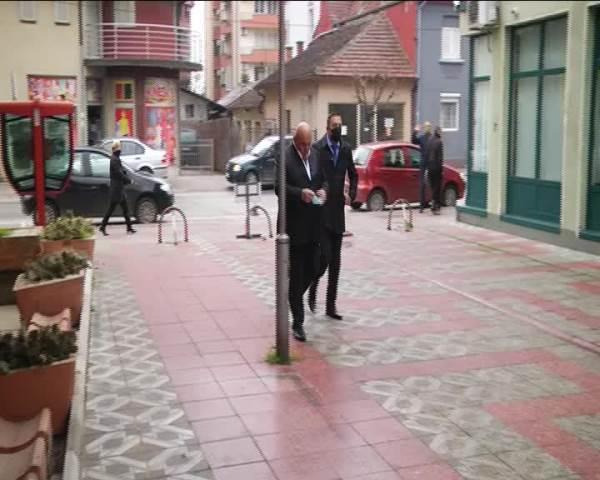 Palma dolazi u Više javno tužilaštvo u Jagodini