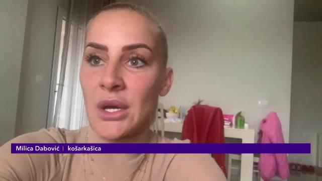 Milica Dabović iskreno o životu u Tirani
