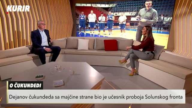 Dejan Tomašević o svom odrastanju