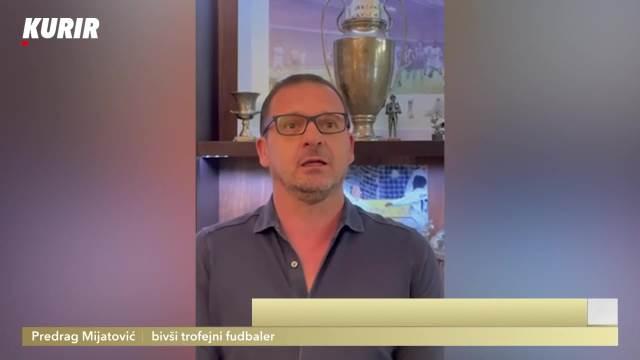 MIJATOVIĆ IZNENADIO TOMAŠEVIĆA: Slavni fudbaler isprovocirao kuma da ispriča kako su se napili od rakije
