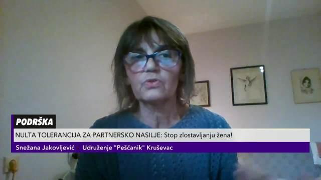 PODRŠKA ŽENSKIH GRUPA MNOGO ZNAČI! Snežana Jakovljević: Ne zaboravimo da su zbog ženskih grupa menjani ZAKONI!