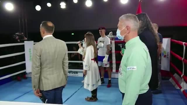 DA SE NAJEŽIŠ! Srpski vatrogasac Marko Nikolić boris se sa Rusom za titulu Meditera u WBC verziji! Snimci sa meča ODUZIMAJU DAH