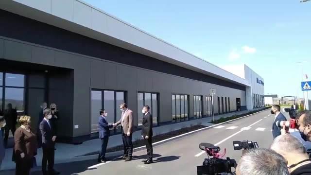 Vučić stiže u fabriku kablova u Smederevskoj Palanci