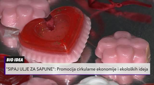 Žene prave sapun od jestivog, iskorišćenog ulja
