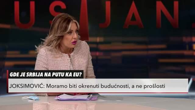 Joksimović o tome šta Vučića očekuje u Briselu