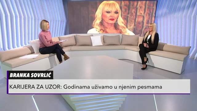 BRANKA SOVRLIĆ U PULSU SRBIJE: Karijeru nikad nisam gradila na skandalima, nisam takva osoba!