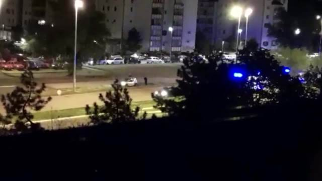 Umalo da ubije policajca