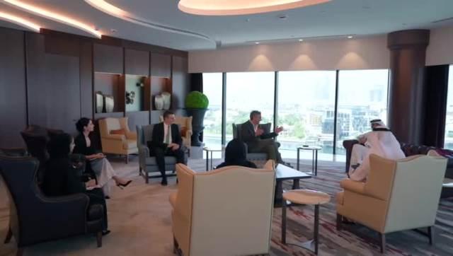 ČADEŽ: Privrednici regiona lakše do zlatnih viza UAE uz pomoć PКS