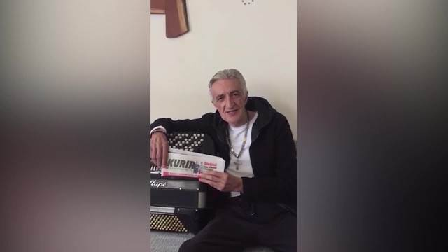Mirko Kodić čestitao punoletstvo Kuriru
