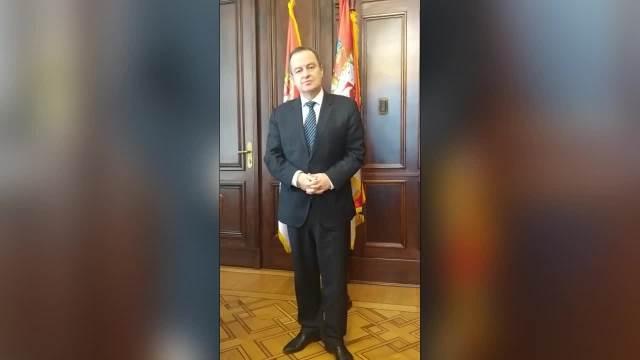 Ivica Dačić čestitao punoletstvo Kuriru