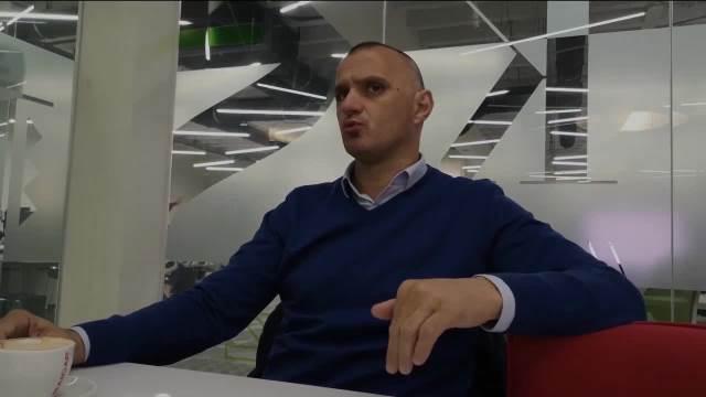 IVICA KRALJ ZA ROĐENDAN KURIRA: Ne možemo da izdvojimo novca koliko Zvezda, ali ima i Partizan svoje ideje