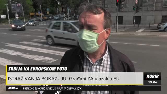 SRBI HOĆE U EU! Pitali smo građane šta misle o ulasku Srbije u Evropu - Nisu se dvoumili šta da odgovore! ANKETA