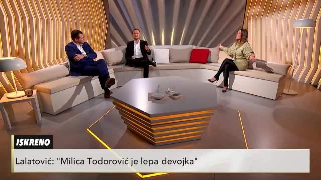 VESELJE U STUDIJU: Acko zapevao Lalatovićevu omiljenu kafansku pesmu  - Pogodio ga DIREKTNO u srce!