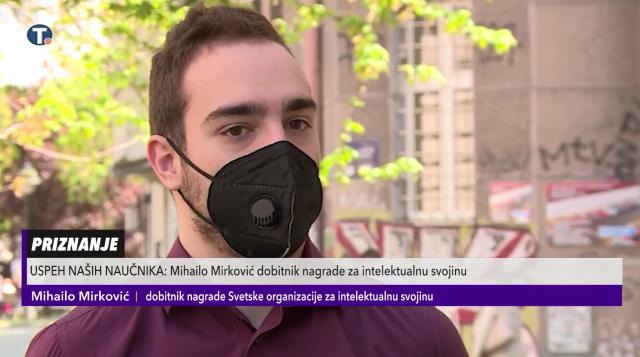 Srpski student čisti planetu od zagađenja