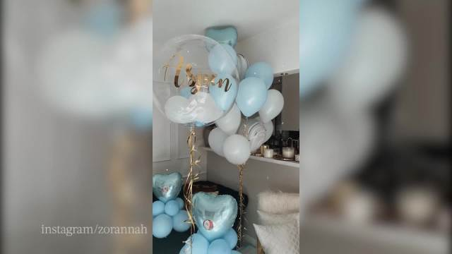 ANA KORAĆ NIJE JEDINA! ZORANNAH NAPRAVILA ŽURKU ZA PSA: Blogerka slavi rođendan ljubimca i baš se potrudila oko DEKORACIJE (VIDEO)