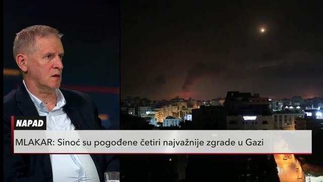 Diplomata Paić odgovara otkud proizvodnja raketa u Gazi