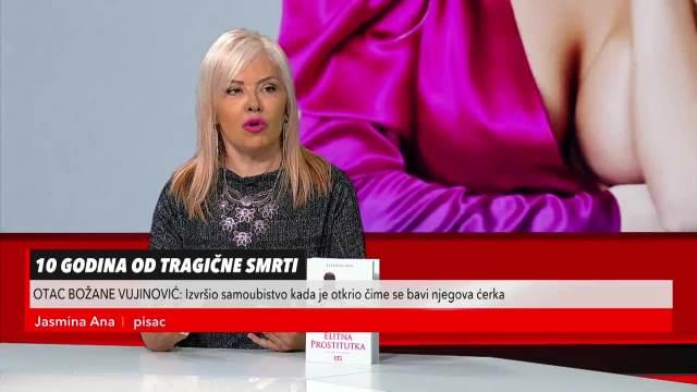 JASMINA ANA ŠOKIRALA IZJAVOM: Naša JAKO POZNATA pevačica koja MNOGO zarađuje je ELITNA PROSTITUTKA! Rijaliti je PUN takvih!