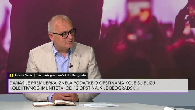 Vesić: Slikama iz Jugoeksporta mesto je u muzeju
