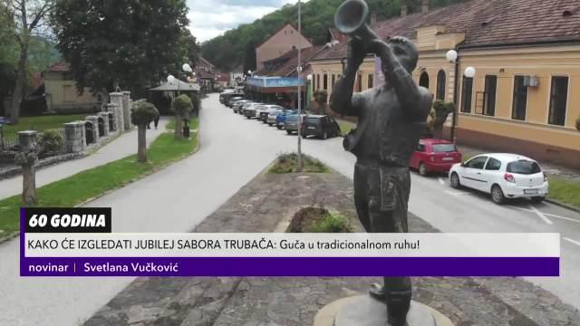 DRAGAČEVSKI SABOR TRUBAČA OD 12. DO 15. AVGUSTA: Stanovnici Guče spremni da proslave JUBILARNU 60. godinu manifestacije