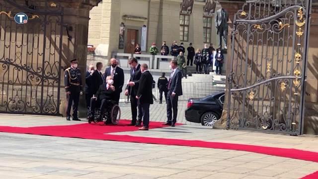 Vučić započeo posetu Češkoj
