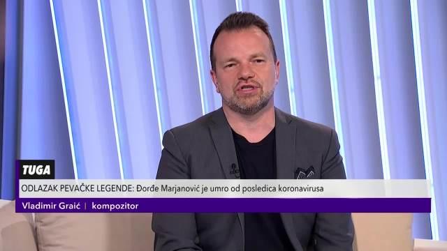 KUM ĐORĐA MARJANOVIĆA I AUTORKA NJEGOVE BIOGRAFIJE ZA KURIR: Takva karijera se neće ponoviti, PRVI je imao fan klubove u Srbiji