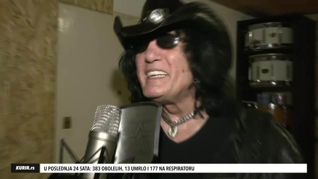 MILIĆ VUKAŠINOVIĆ KAO MIK DŽEGER: Ma ja sam jači od njega (KURIR TV)