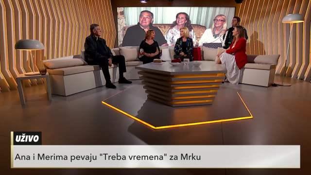 Merima Njegomir peva na kineskom za Milutina Mrkonjića