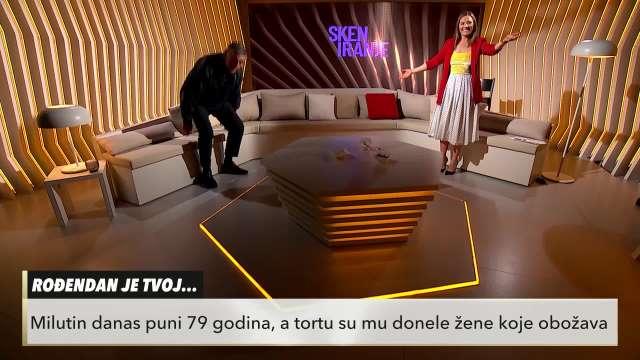 Spektakularno iznenađenje u Sceniranju: Milutina Mrkonjića iznenadile Ana Bekuta i Merima Njegomir
