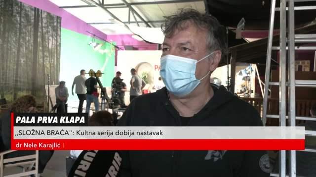 PALA PRVA KLAPA NASTAVKA U KAFANI SLOŽNA BRAĆA: Nele otkrio detalje nove serije, a JEDNA PODUDARNOST iznenadila je sve!