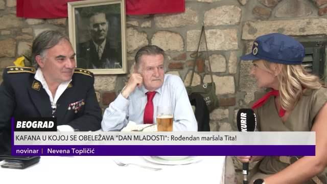 Joška Broz o Titu