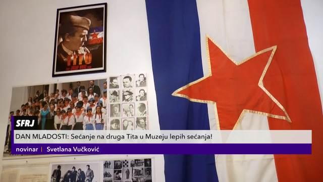 Kolekcija iz Muzeja lepih sećanja posvećena Titu