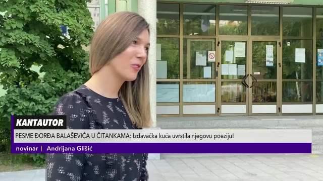 Tri pesme Đorđa Balaševića ušle u udžbenik za osnovce